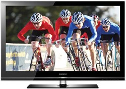 "LN52B750 - 52"" High-definition 1080p 240Hz LCD  TV with USB 2.0 Movie"