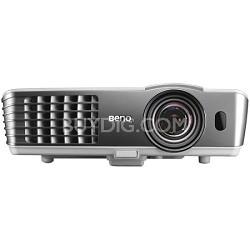 HT1085ST 1080P 2,200 ANSI Lumen 3D Full HD Short Throw Home Theater Projector