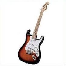 Starcaster 028-0001-532 Strat 3 Tone Electric Guitar - Sunburst