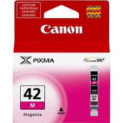 CLI-42 Magenta ChromaLife 100+ Individual Ink Catridge for PIXMA PRO 100 Printer