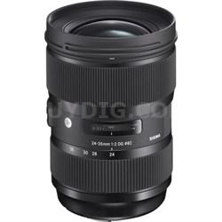 24-35mm F2 DG HSM Standard-Zoom ART Lens for Canon SLR EF Cameras