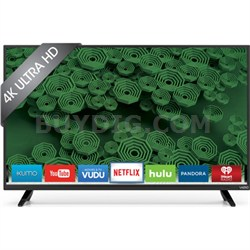 "D65u-D2 65"" Class Ultra HD 4K Full-Array LED Smart TV"