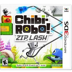 ChibiRobo Zip Lash  3DS
