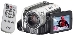 GZ-MG70 Everio Digital Media Camera with 30GB Hard Drive / 10x Optical Zoom