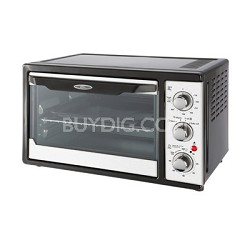 6 Slice Convection Toaster Oven TSSTTVMATT - OPEN BOX