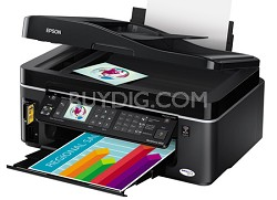 WorkForce 600 All-In-One Printer