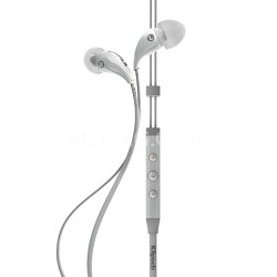 Image X7i Ceramic In-Ear Noise Isolating Headphones Pearl White 1015178