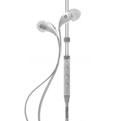 Image X7i Ceramic In-Ear Noise Isolating Headphones Pearl White 1015178