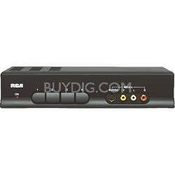 CRF940 RF Modulator and Video Switcher With 4 Inputs