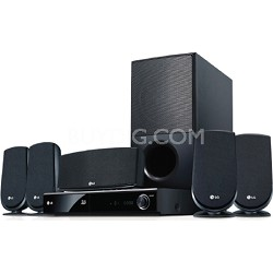 LHB306 Network 3D Blu-ray Home Theater System