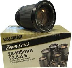 28-105 Zoom Manual Focus for Pentax (U) Screw Mount - OPEN BOX