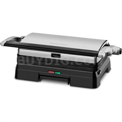 Griddler 3-in-1 Grill and Panini Press - Manufacturer Refurbished