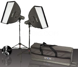 Photo Basics Strobelite PLUS 2-Light Kit