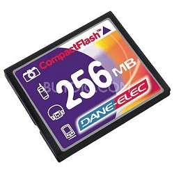 256MB Compact Flash Memory Card