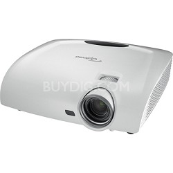 HD33 300-Inches 1080p Front Projector - White -Factory Recertified