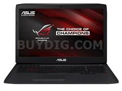 ROG G751JT-DB73 17.3-Inch Intel Core i7-4720HQ 2.6 GHz Laptop (Blk) - OPEN BOX