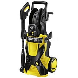 K5.540 Electric Power Pressure Washer with Hose Reel & Detergent Tank, 2000 PSI