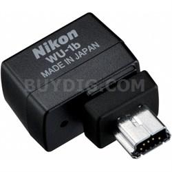 WU-1b Wireless Mobile Adapter for Select Nikon DSLR Cameras Factory Refurbished