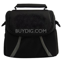 Compact Deluxe Gadget Bag for Cameras/Camcorders- DP38