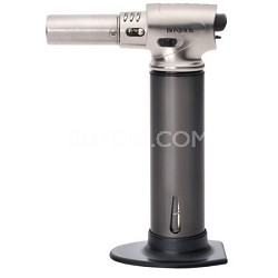 Creme Brulee Chef's Professional Culinary Torch with Fuel Gauge