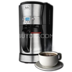 10-Cup Thermal Coffee Maker