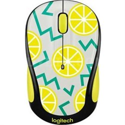 M325c Lemon Optical Wireless Mouse - 910-004682