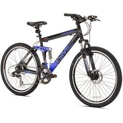 "26"" Topkick Dual Suspension 21 Speed Mountain Bike (72670) - **AS IS O/B***"