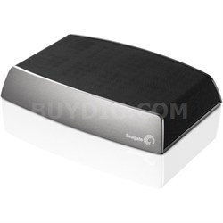 Central 4TB Personal Cloud Storage NAS - STCG4000100 - OPEN BOX