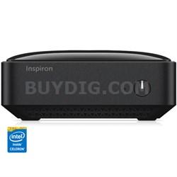 Inspiron 3050 Micro Desktop PC - Intel Celeron J1800 Processor - OPEN BOX