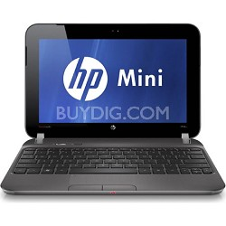 "Mini 10.1"" 210-3070NR Netbook PC (Charcoal Grey) - Intel Atom Processor N455"