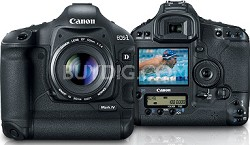 EOS-1D Mark 4 Digital SLR Camera Body-In Stock