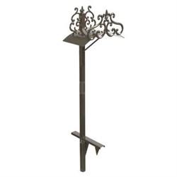 Hyde Park Decorative Hose Stand in Bronze - 649-KD