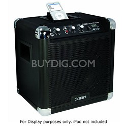 Tailgater Portable PA System for iPod AM/FM - OPEN BOX