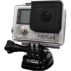 HERO 4 Black - 4K Action Camera - OPEN BOX