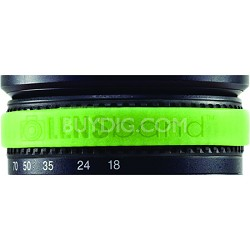Stop Zoom Creep for One Size Fits All Lens - Green