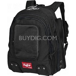 Sporting Goods BKPK Baseball Backpack - Black
