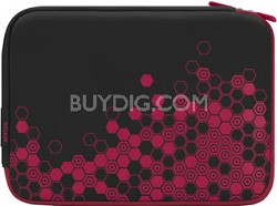 F8N101-BR-DL 12.1-Inch Sleeve for Netbooks (Jet/Cabernet)
