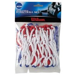 NCAA Recreational Red, White, and Blue Basketball Net