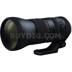 SP 150-600mm F/5-6.3 Di VC USD G2 Zoom Lens for Nikon Mounts