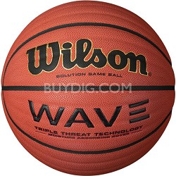"Wave Solution 29.5"" Game Basketball"