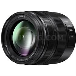 LUMIX G VARIO 12-35mm, F2.8 II ASPH. Mirrorless Micro Lens - H-HSA12035