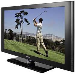 "LN-T4071F - 40"" High Definition 1080p LCD TV"