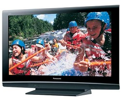 "TH-42PZ80U  42"" High-def 1080p Plasma TV"