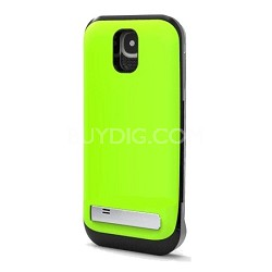 Battery Case for Galaxy S4 - Green