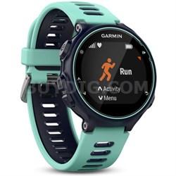 Forerunner 735XT GPS Running Watch with Multisport Features - Midnight Blue