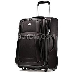 iLite Supreme 25 Inch Upright Suitcase (Black) Retail