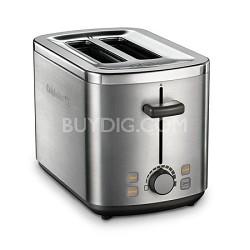 2 Slot Stainless Steel Toaster - 1779206