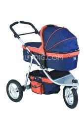TriMode Runabout Bassinet (Sunrise Navy)