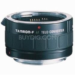 2X 7 Element Teleconverter/ CANON EOS