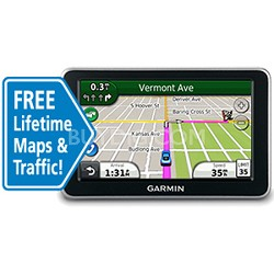 "nuvi 2360LMT 4.3"" Portable GPS Navigator w/ Lifetime Traffic & Map Updates"